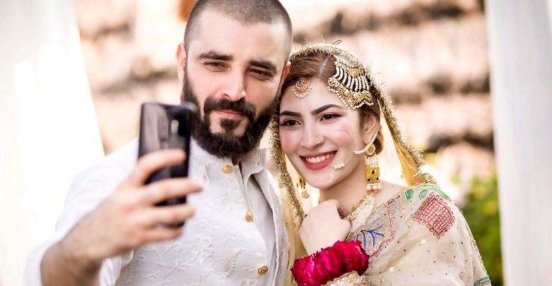 حمزہ اور نیمل دونوں نے ہی اداکاری چھوڑنے کا فیصلہ کرلیا ہے — فوٹو/ انسٹاگرام