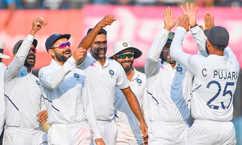 بنگلہ دیش کو پہلے ٹیسٹ میچ میں اننگز اور 130رنز سے شکست