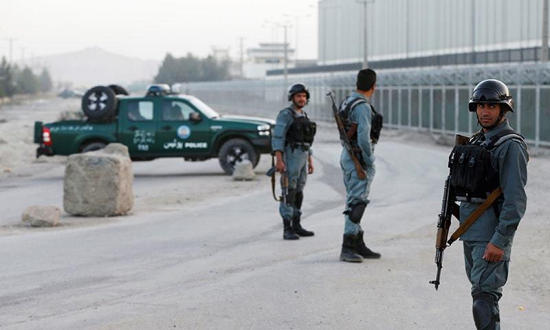 افغانستان: کابل میں فائرنگ سے 2 وفاقی پراسیکیوٹرز قتل