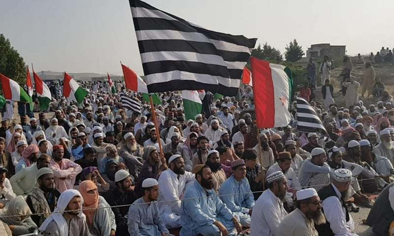 Plan B: JUI-F protesters continue road blockades; Fazl says country will have new PM by 'next year'
