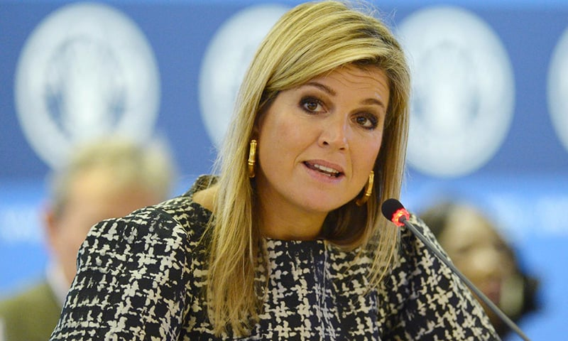 In a press release, the FO said that Queen Maxima will call on President Arif Alvi and Prime Minister Imran Khan during her visit, in addition to her engagements with stakeholders from the public and private sectors. — AFP/File