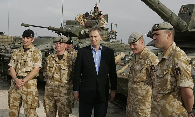 The UK government and military covered up credible evidence of war crimes by British soldiers against civilians in Afghanistan and Iraq, according to an investigation by the BBC and the Sunday Times. — AP via Washington Examiner
