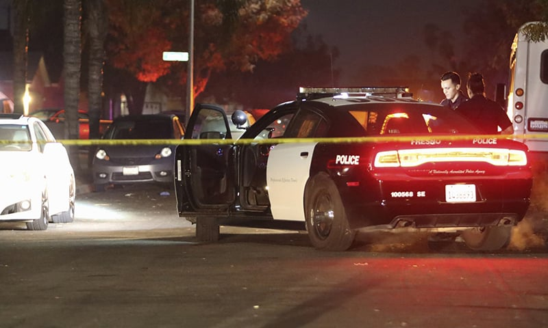 4 dead, 6 wounded in California football party shooting