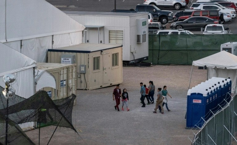 The United States has the world's highest rate of children in detention, including more than 100,000 in immigration-related custody that violates international law, the author of a United Nations study said on Monday. — AFP/File