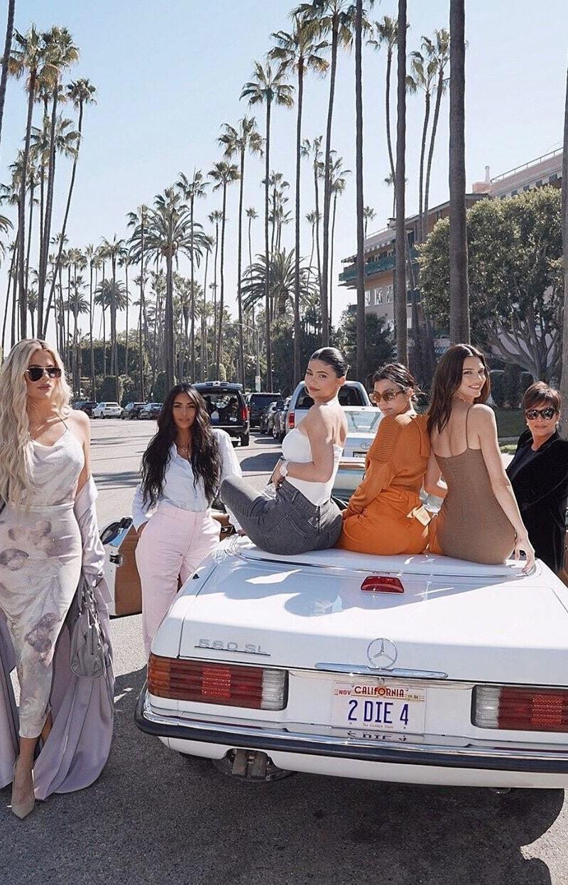 کایلی جینر اپنی والدہ اور بہنوں سے بھی امیر ہیں—فوٹو: انسٹاگرام