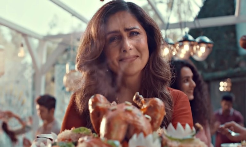 This TVC is relighting our love for food with an important message