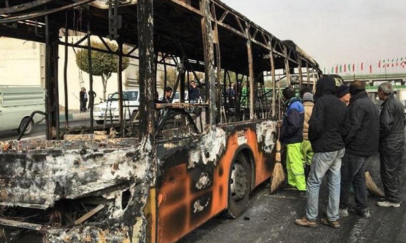 ایران: 5 روز سے جاری مظاہروں میں 106 افراد ہلاک ہوئے، ایمنسٹی انٹرنیشنل