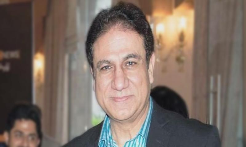 Yousuf Baig Mirza. — DawnNewsTV/File