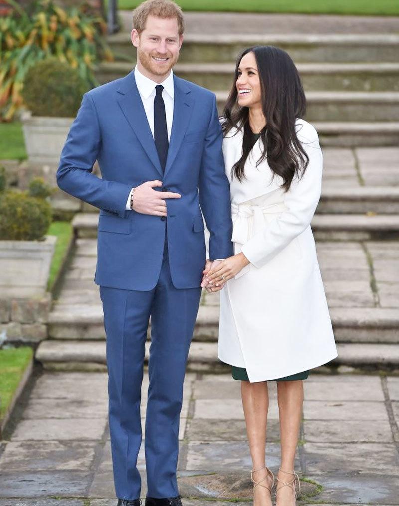 شہزادہ ہیری سے شادی سے قبل میگھن اداکاری کرتی تھیں—فوٹو: اے ایف پی
