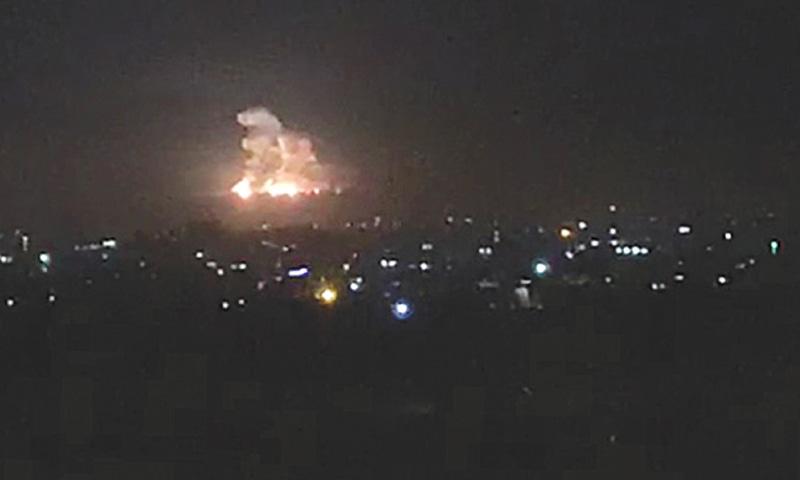 Israeli air strikes kill 23 in Syria: monitor