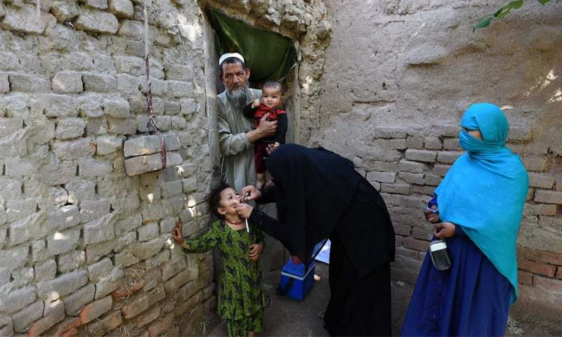 Editorial: The impact of political polarisation is beginning to show in Pakistan's anti-polio efforts