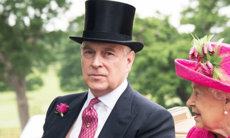 'سیکس اسکینڈل' سامنے آنے پر برطانوی شہزادہ اینڈریو مستعفی