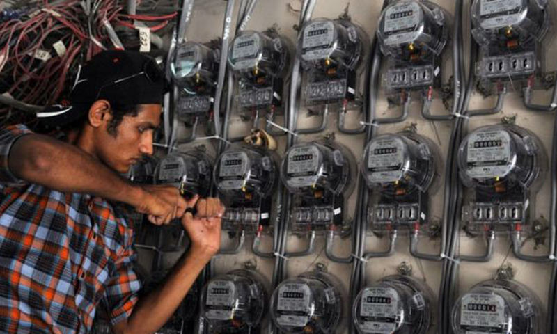 The increase is not applicable to K-Electric and lifeline consumers using less than 50 units of other Discos. — AFP/File