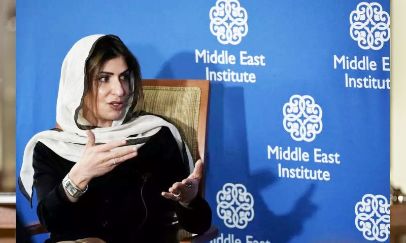شہزادی نے بیرون ممالک سے اعلیٰ تعلیم حاصل کر رکھی ہے—فوٹو: اے ایف پی