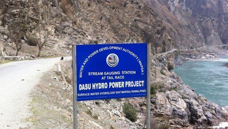 Senators express concern over slow pace of work on the mega hydropower project.