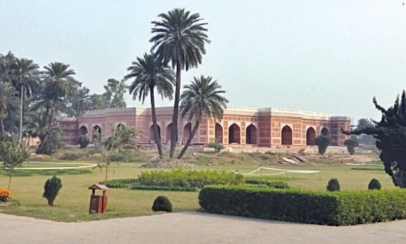 WCLA to look after tombs of Jahangir, Noor Jahan