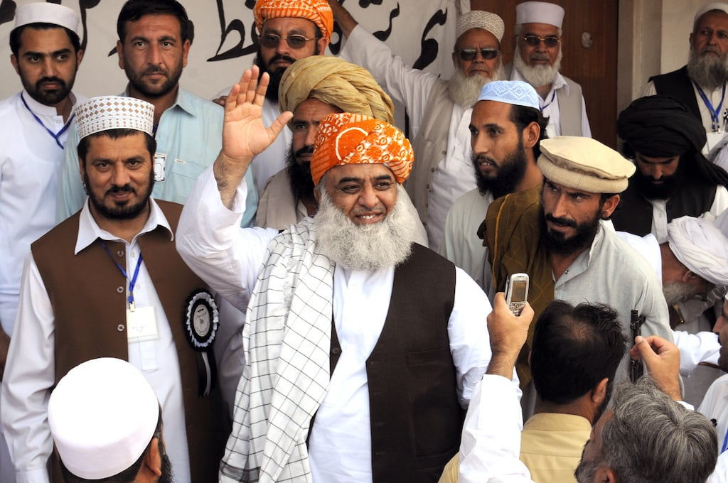 Maulana Fazl's career has been four decades of intense politicking | Shahbaz Butt