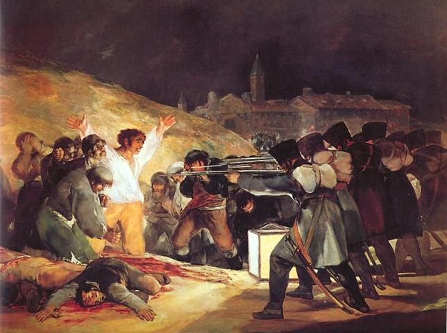The Third Of May (1808), Francisco Goya
