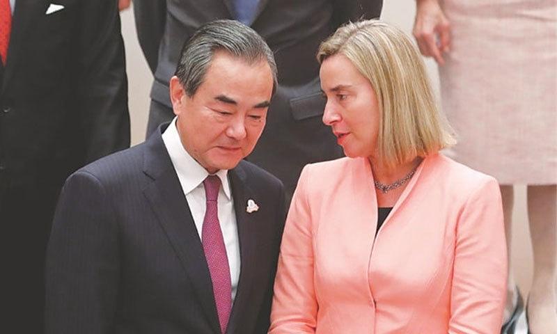 چین نے امریکا کو دنیا میں عدم استحکام پیدا کرنے والا ملک قرار دے دیا