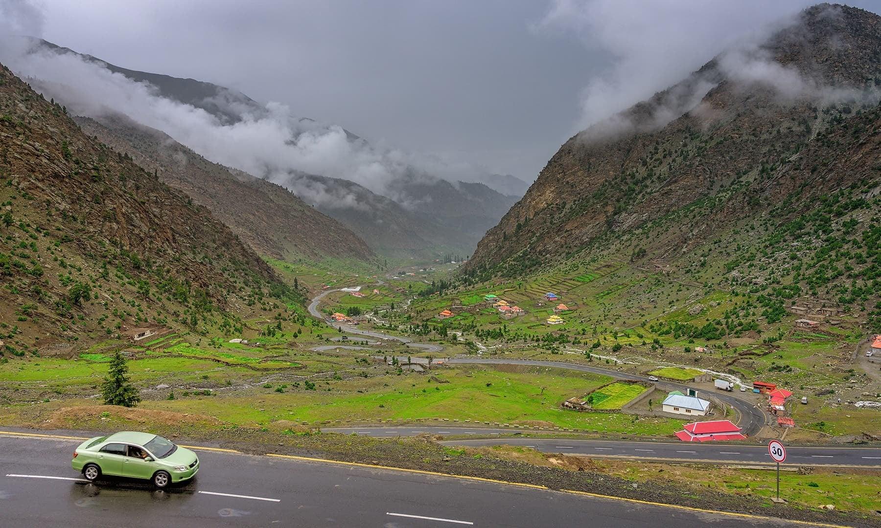 Babusar Pass. — Photo by Syed Mehdi Bukhari