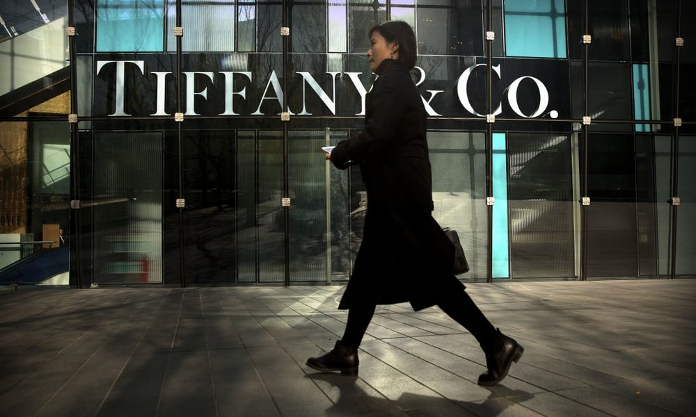 Louis Vuitton buys jeweller Tiffany for $16bn