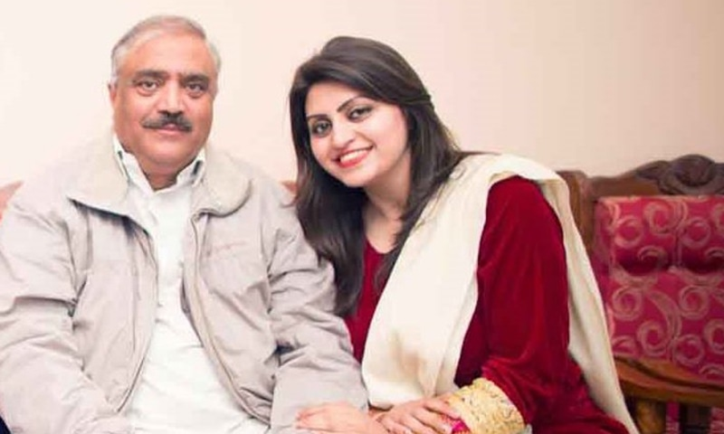 The Peshawar High Court (PHC) on Monday granted rights activist Gulalai Ismail's father, Professor Muhammad Ismail, conditional bail. — Photo courtesy Gulalai Ismail Twitter