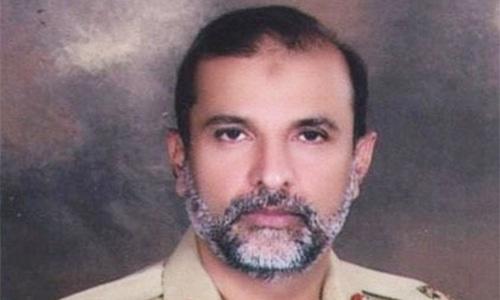 Lt Gen Nadeem Zaki Manj — Photo courtesy ISPR webiste