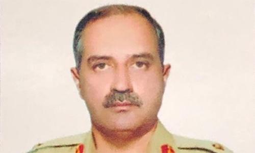 Lt Gen Nauman Mahmood — Dawn/File
