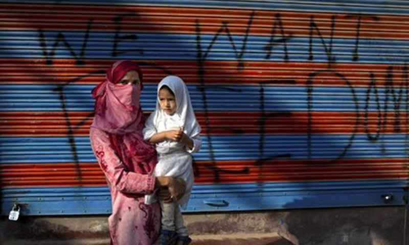 Women easy targets in held Kashmir, other war zones, says HRW