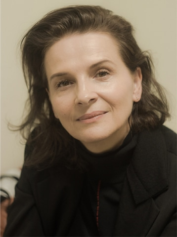Japanophile: Actress Juliette Binoche says the three Japanese directors she has worked with all have very different styles | Riko Monma