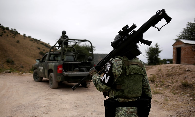 US to designate Mexican cartels as 'terror' groups