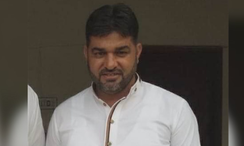 Former councillor Waheed Amjad was allegedly shot dead by an ASI. — DawnNewsTV