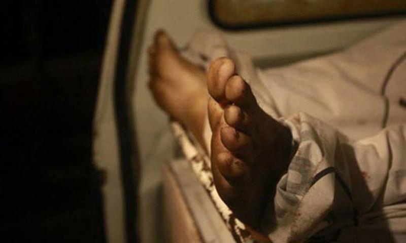 لرخی کے قتل کے الزام میں 2 ٹرک ڈرائیورز کے ملوث ہونے کا شبہ ظاہر کیا گیا — فائل فوٹو: اے ایف پی