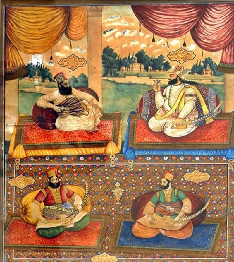 تالپور چویاری حکومت میں شامل میر حکمران—میر عطا محمد تالپور (talpur.org)