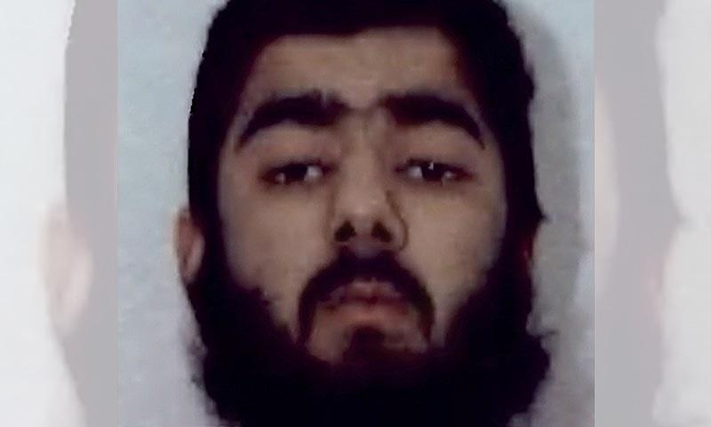 یٹروپولیٹن پولیس نے مذکورہ حملہ آور کی شناخت 28 سالہ برطانوی شہری عثمان خان کے نام سے کی—فائل فوٹو: اے ایف پی