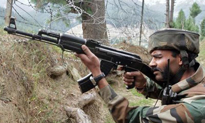 ایل او سی: بھارت کی بلااشتعال فائرنگ، 2 فوجی افسران اور خاتون زخمی