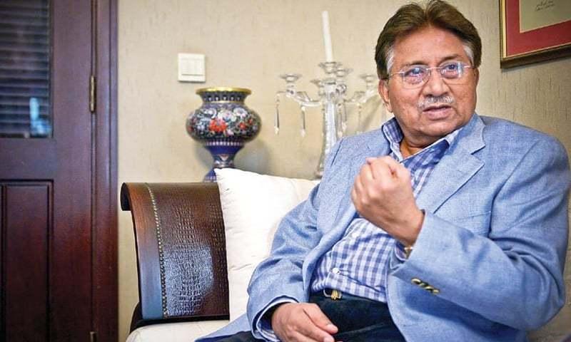پرویز مشرف خرابی صحت کے باعث دبئی کے ہسپتال میں زیر علاج