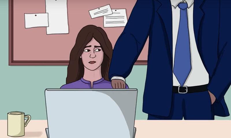 شرمین عبد چنائے فلم اکیڈمی پہلے بھی اہم معاملات پر اینیمیٹڈ ویڈیوز جاری کر چکی ہے—اسکرین شاٹ