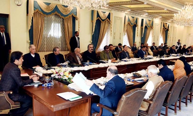 این سی اے نے پاکستان تحریک انصاف حکومت کی درخواست پر تحقیقات کا آغاز کیا تھا—تصویر: پی آئی ڈی