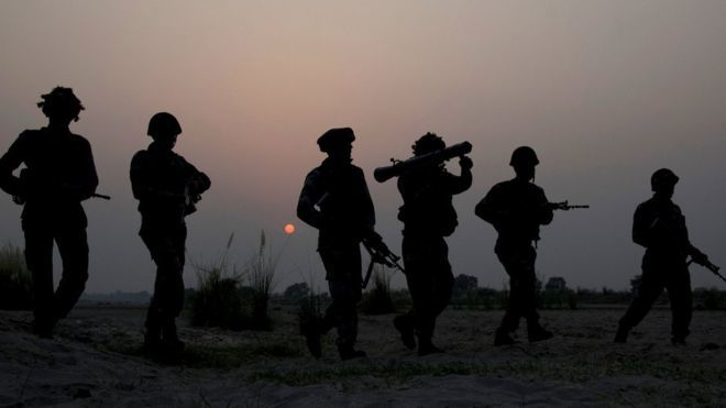 """There have been over 300 suicides in the Indian military and a string of so-called """"fratricide"""" incidents since 2016. – AP/File"""