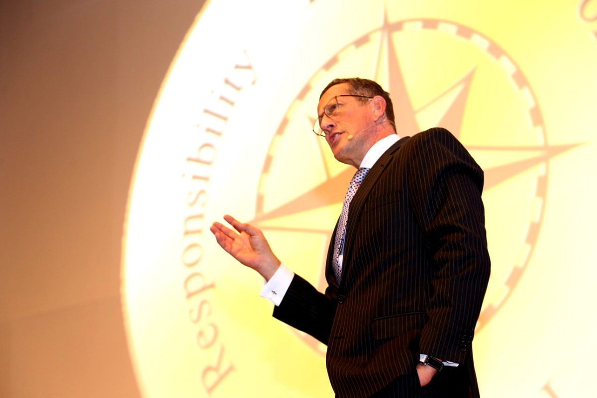 Richard Quest noted that at times digital marketing was not seen as creative enough.