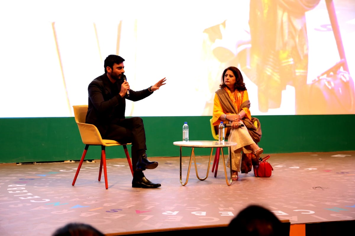 Fawad Khan and Atiqa Odho talked about how being a brand ambassador has changed over the years.