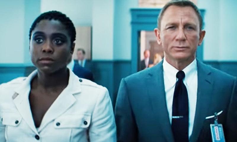 فلم میں نیا ایجنٹ کا کردار بھی سامنے آئے گا — اسکرین شاٹ