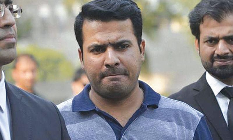 Sharjeel Khan on road to return