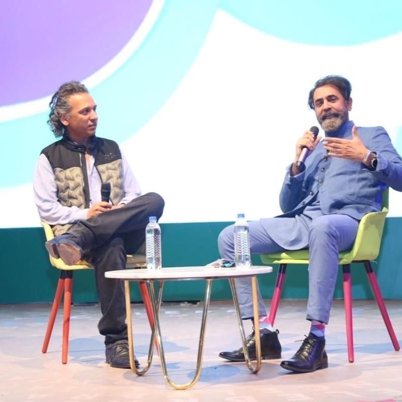 Fireside chat with Shahzad Nawaz and Faraz Maqsood Hamidi