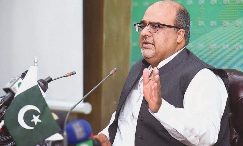 شہزاد اکبر نے تصفیے کے معاملے پر وضاحت کردی—فائل فوٹو: اے پی پی
