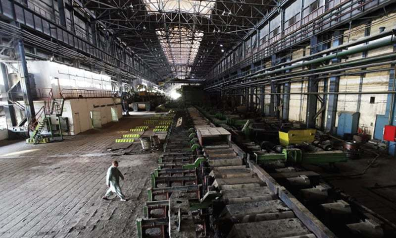 The local steel industry has expressed concerns over proposed grant of special concessions to establish Directly Reduced Iron (DRI) technology in the country, claiming that the initiative was being taken without consultations with local sector. — Reuters/File