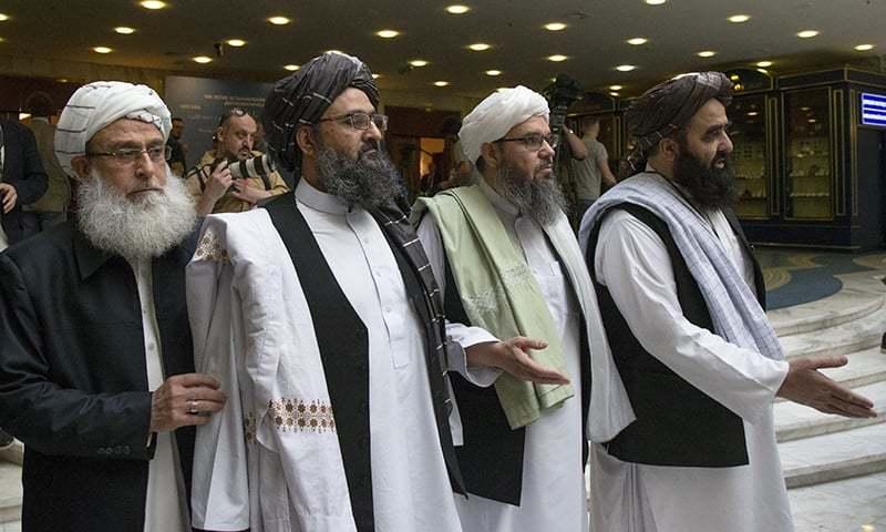 امریکا کے طالبان سے مذاکرات بحال، قطر میں مذاکرات کا پہلا دور