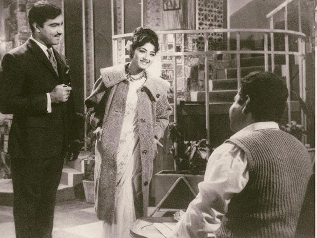 Deeba in Anila (1969) | Photos: Guddu Film Archive