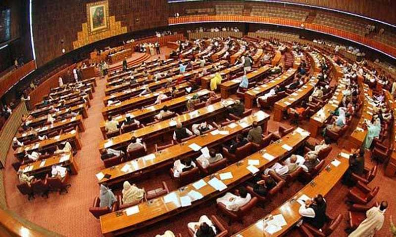 PML-N walks out of NA over non-issuance of production orders